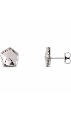 Stuller Metal Fashion Earrings 85886 product image
