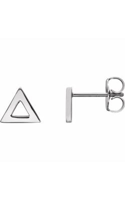 Stuller Metal Fashion Earrings 86256 product image
