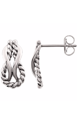 Stuller Metal Fashion Earrings 86148 product image