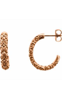 Stuller Metal Fashion Earrings 85706 product image