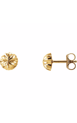 Stuller Metal Fashion Earrings 67845 product image