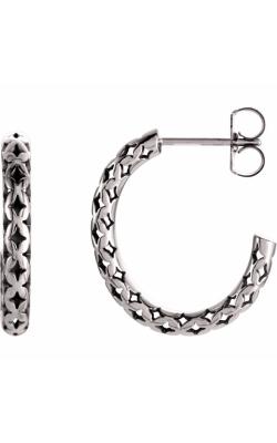 Stuller Metal Fashion Earrings 86003 product image