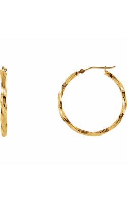 Stuller Metal Fashion Earrings 86057 product image