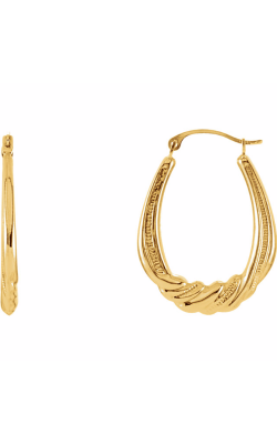 Stuller Metal Fashion Earrings 86060 product image