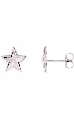 Stuller Metal Fashion Earrings 85884 product image
