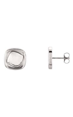 Stuller Metal Fashion Earrings 85885 product image