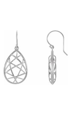 Stuller Metal Fashion Earrings 86100 product image