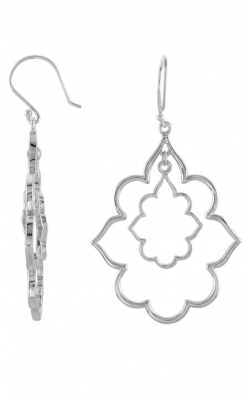 Stuller Metal Fashion Earrings 85266 product image