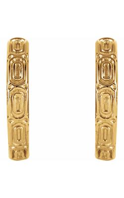 Stuller Metal Fashion Earrings 2985 product image
