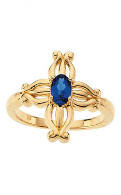 Stuller Religious and Symbolic Rings R43014 product image
