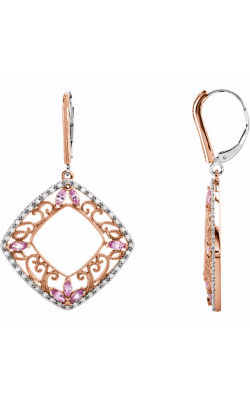 Stuller Gemstone Fashion Earrings 651321 product image