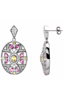 Stuller Gemstone Fashion Earrings 651329 product image