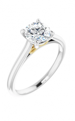 Stuller Solitaire Engagement Ring 123059 product image