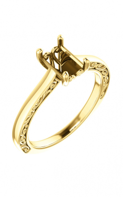 Stuller Solitaire Engagement Ring 123044 product image