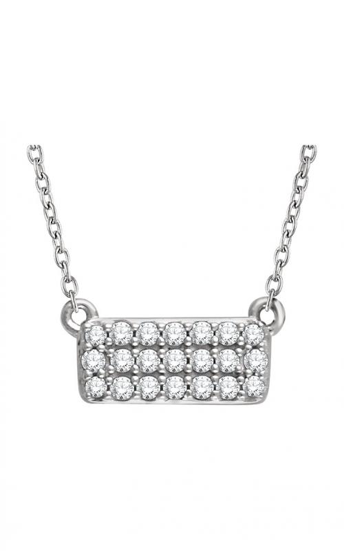 Stuller Diamond Fashion Necklace 651838 product image