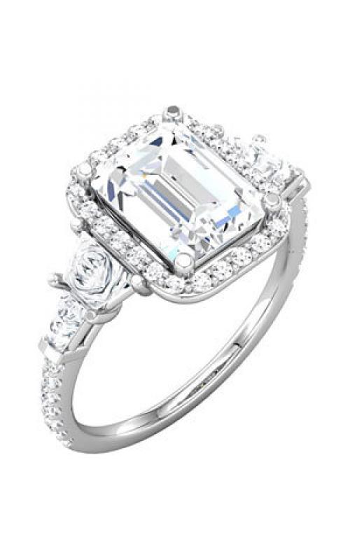 Stuller Three Stones Engagement ring 68905 product image