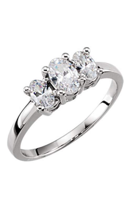 Stuller Three Stones Engagement ring 120240 product image