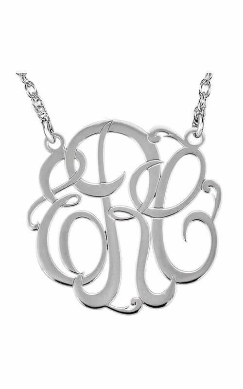 Stuller Metal Fashion Necklace 86014 product image