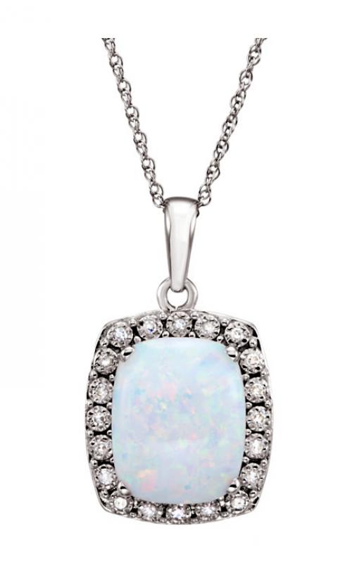 Stuller Gemstone Fashion Necklace 651427 product image
