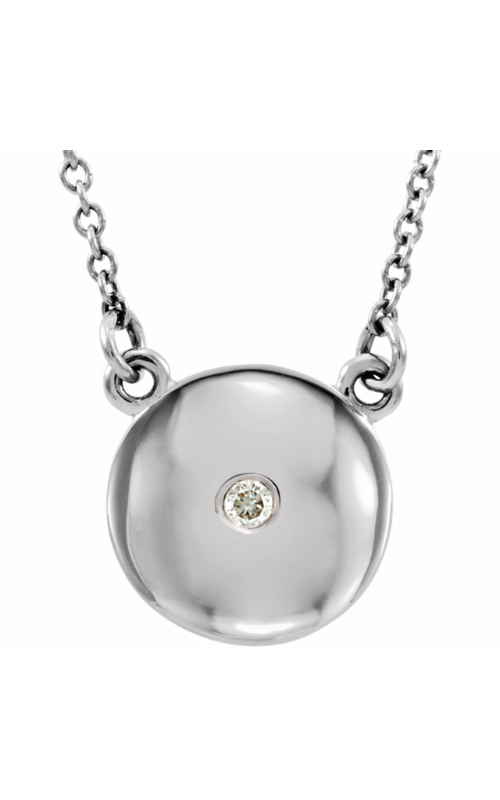 Stuller Diamond Fashion Necklace 86236 product image