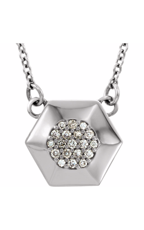 Stuller Diamond Fashion Necklace 86234 product image
