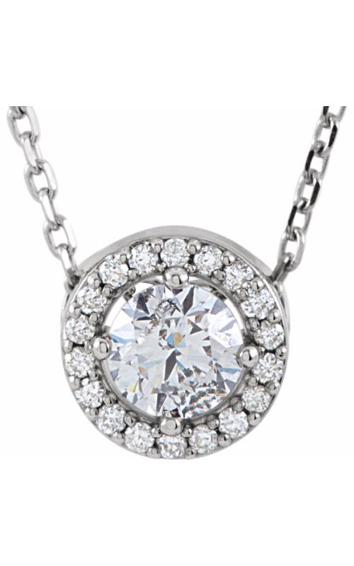 Stuller Diamond Fashion Necklace 85916 product image