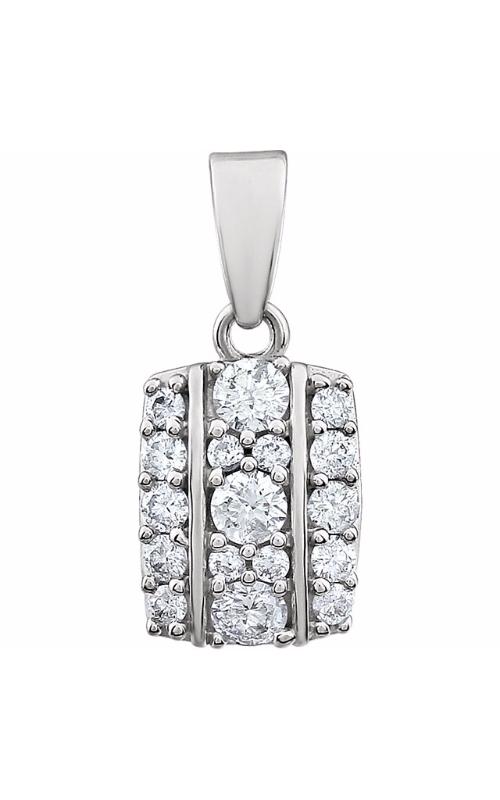 Stuller Diamond Fashion Necklace 651919 product image