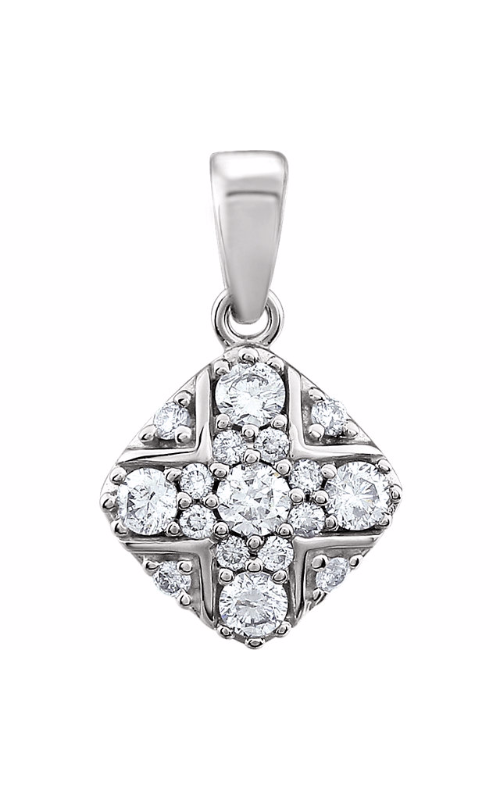 Stuller Diamond Fashion Necklace 651916 product image