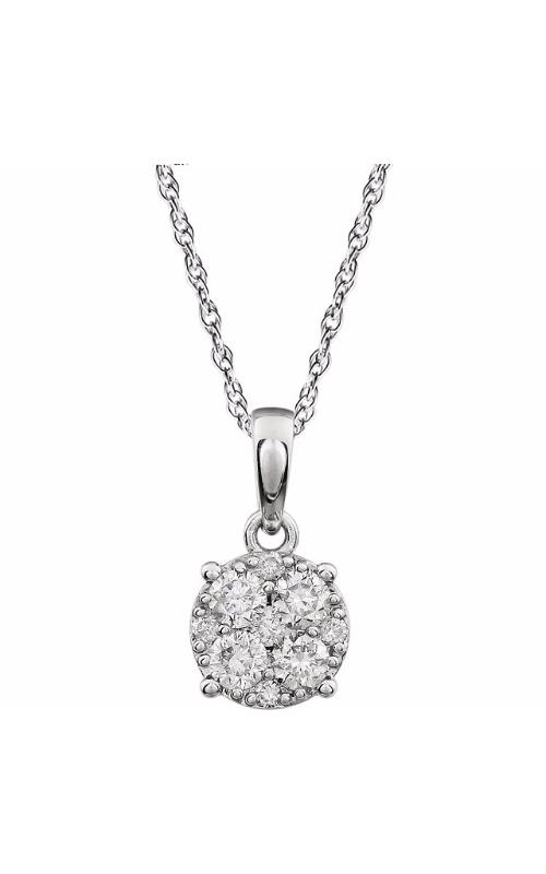 Stuller Diamond Fashion Necklace 650859 product image