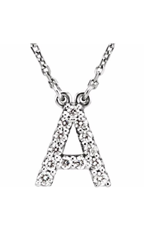 Stuller Diamond Fashion Necklace 67311-100 product image