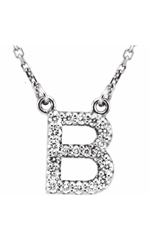 Stuller Diamond Fashion Necklace 67311-101 product image