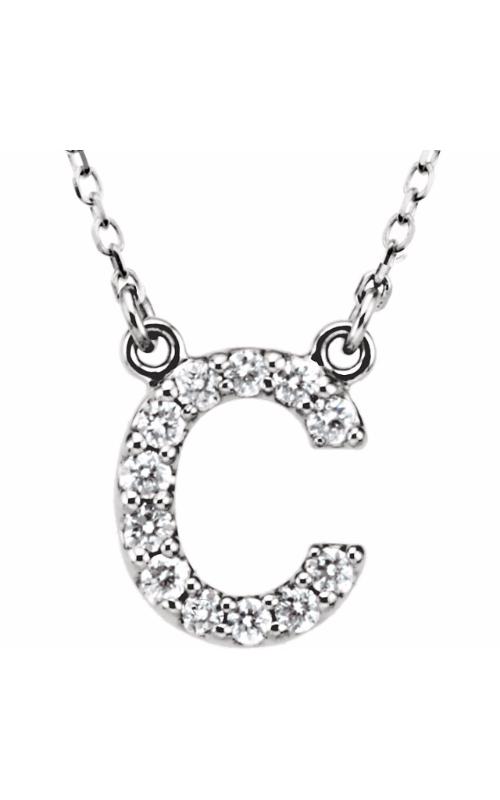 Stuller Diamond Fashion Necklace 67311-102 product image