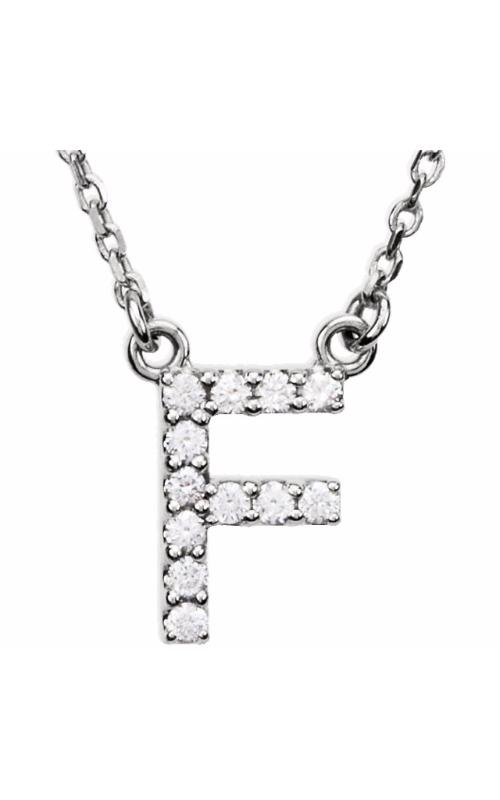 Stuller Diamond Fashion Necklace 67311-105 product image