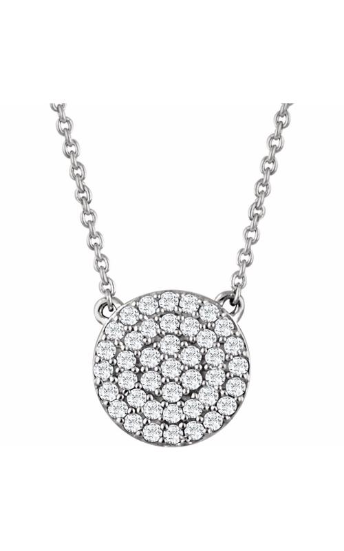 Stuller Diamond Fashion Necklace 651804 product image