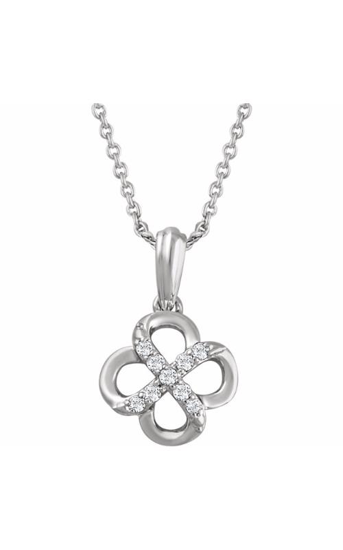 Stuller Diamond Fashion Necklace 651783 product image