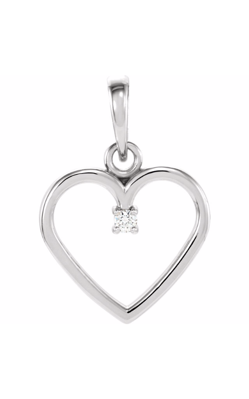 Stuller Diamond Fashion Necklace 85895 product image