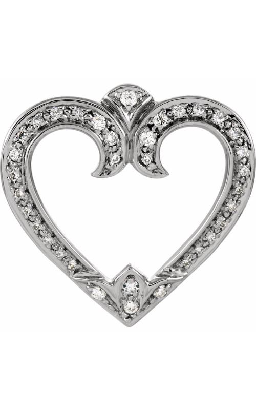 Stuller Diamond Fashion Necklace 63493 product image