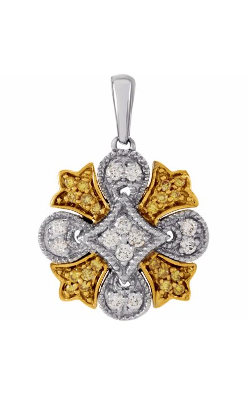 Stuller Diamond Fashion Necklace 65703 product image