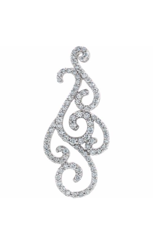 Stuller Diamond Fashion Necklace 66648 product image