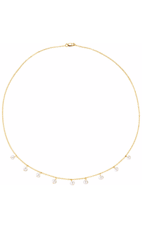 Stuller Pearl Fashion Necklace 651648 product image