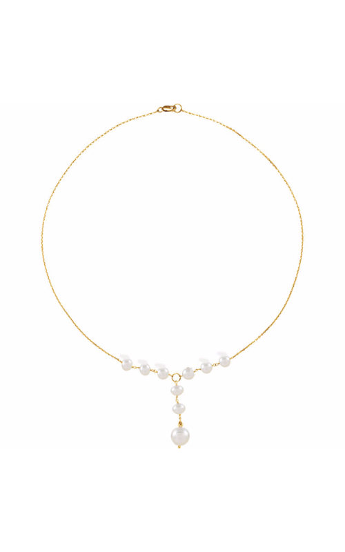 Stuller Pearl Fashion Necklace 651649 product image