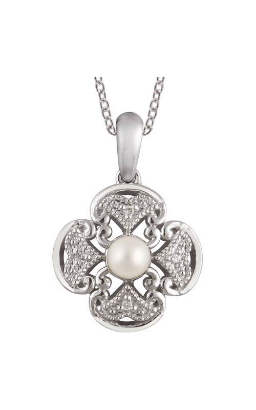 Stuller Pearl Fashion Necklace 650039 product image