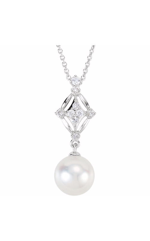Stuller Pearl Fashion Necklace 650705 product image