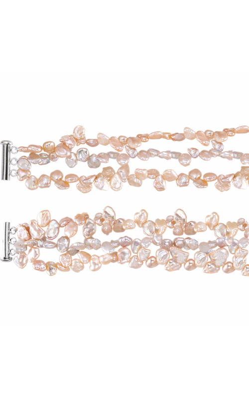 Stuller Pearl Fashion Necklace 66601 product image