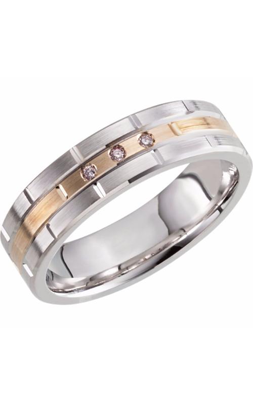 Stuller Men's Wedding Bands Wedding band 651398 product image