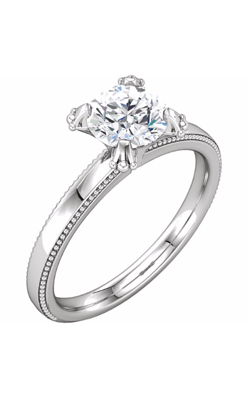 Stuller Solitaire Engagement ring 122427 product image