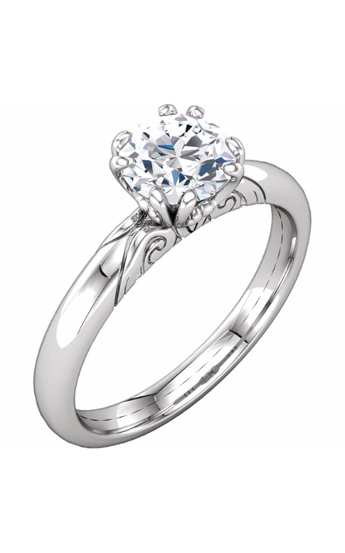 Stuller Solitaire Engagement ring 122434 product image
