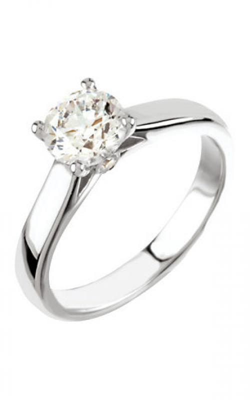 Stuller Solitaire Engagement ring 67778 product image