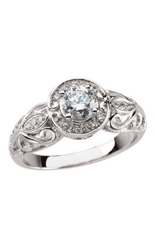Stuller Halo Engagement ring 62294 product image