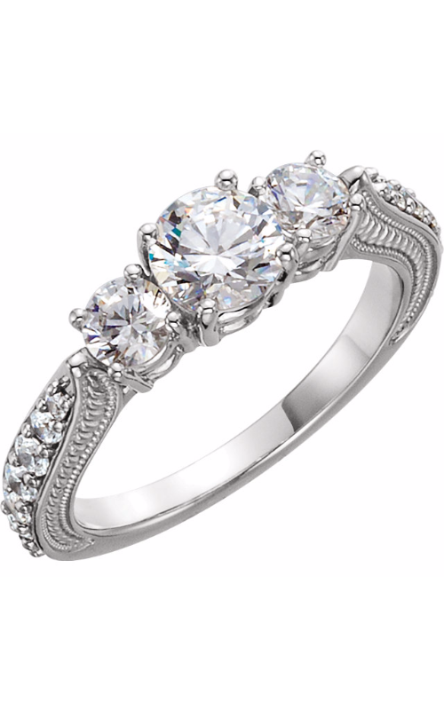 Stuller Three Stones Engagement ring 122352 product image